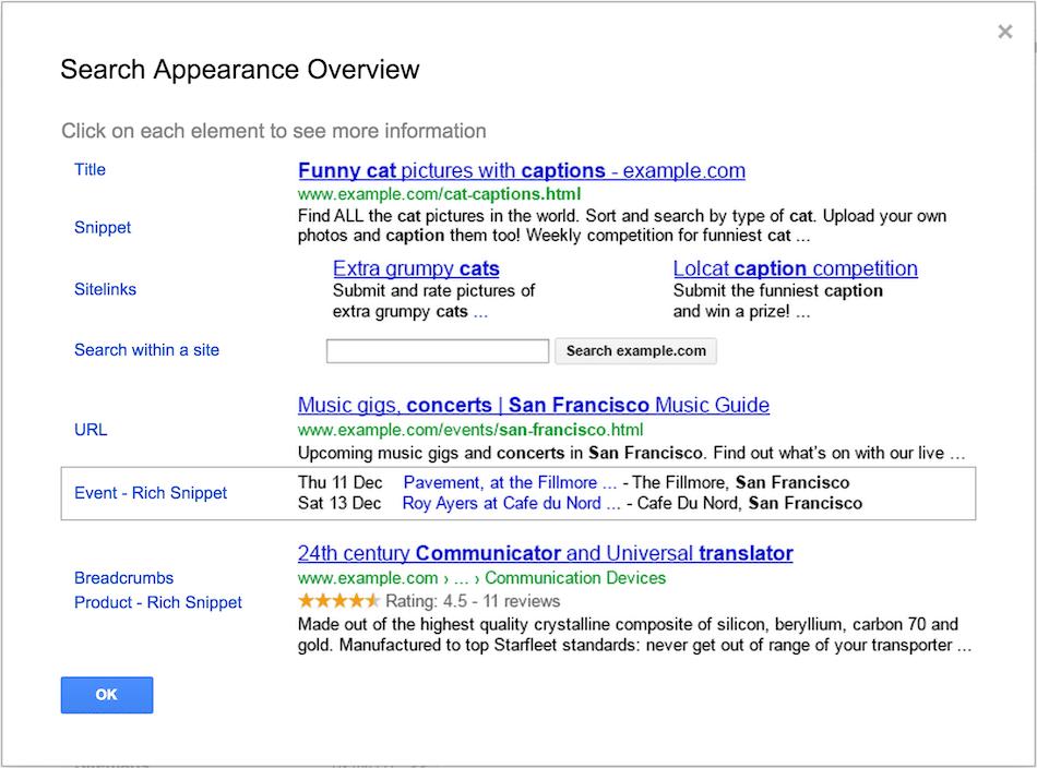 ghid utilizare search console