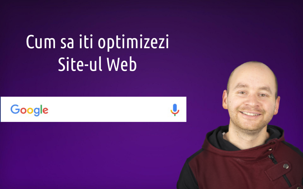 cum optimizam site-ul web in 2020