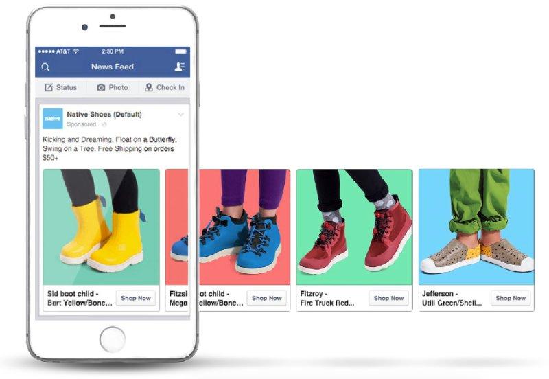 facebook ads pentru ecommerce