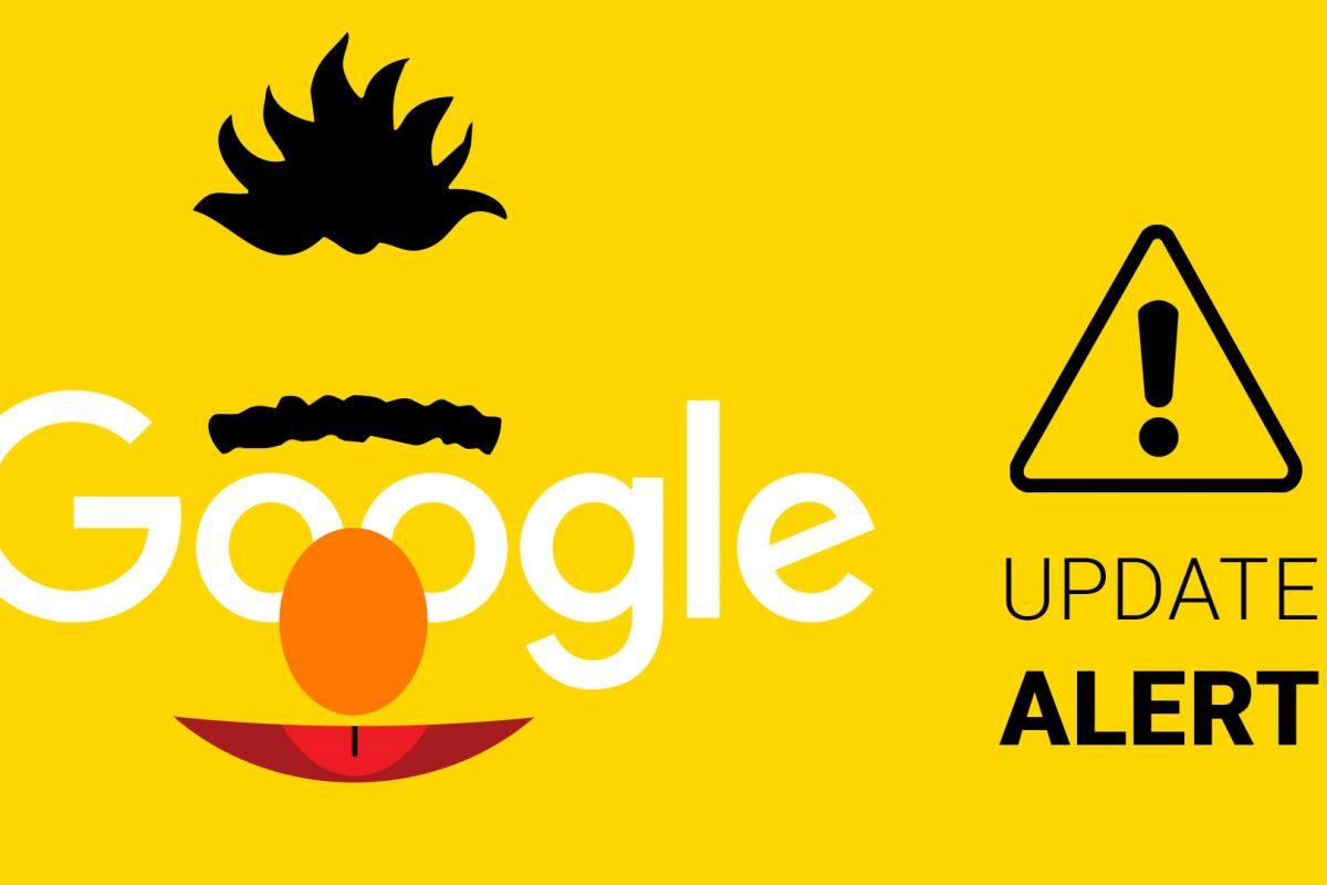 update google bert